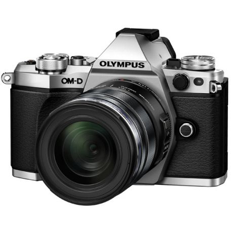 Olympus OM-D E-M5 Mark II 12-50 Kit Silver