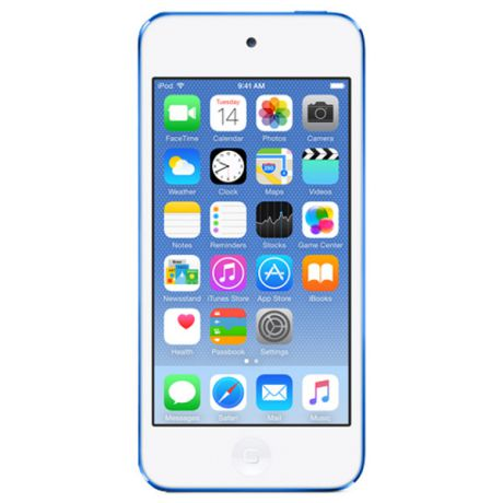 Apple iPod Touch 32GB Blue (MKHV2)