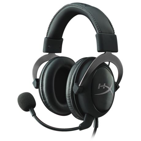 Kingston HyperX Cloud II Gun Metal (KHX-HSCP-GM)