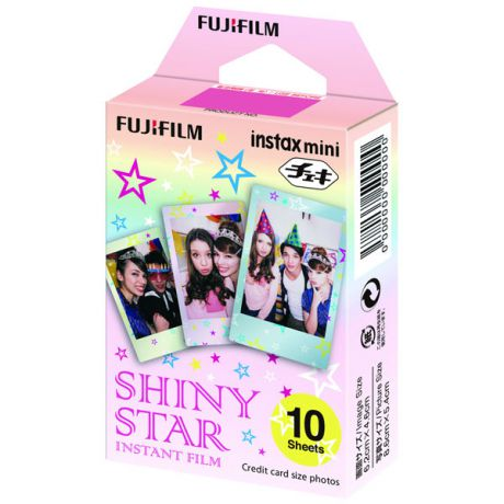 Fujifilm Instax Mini Star WW1 10/PK