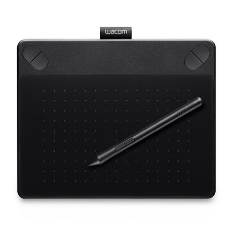 Wacom Intuos Comic Pen&Touch Small Black (CTH-490CK-N)