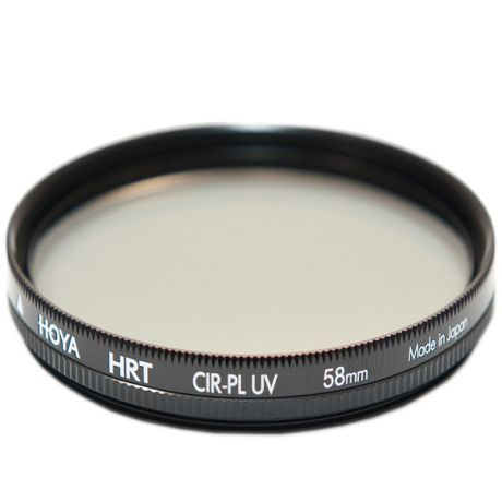 Hoya PL-CIR UV HRT 58 mm