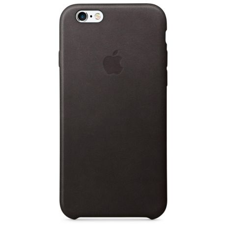 Apple iPhone 6/6s Leather Case Black