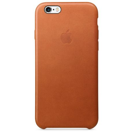 Apple iPhone 6/6s Leather Case Saddle Brown