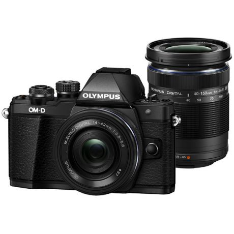 Olympus OM-D E-M10 Mark II Kit Black + 40-150mm Black