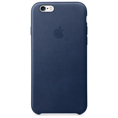 Apple iPhone 6/6s Leather Case Midnight Blue