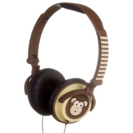 Kitsound My Doodles Monkey Brown (DDMKYHP)