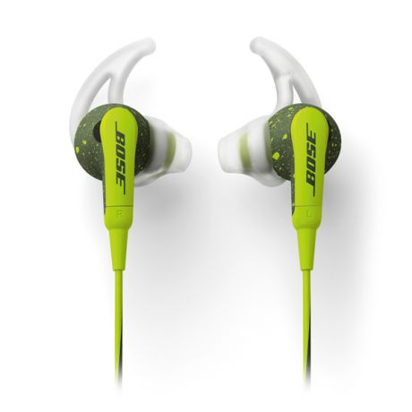 Bose SoundSport In-Ear Energy Green to Apple