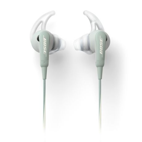 Bose SoundSport In-Ear Frost to Apple