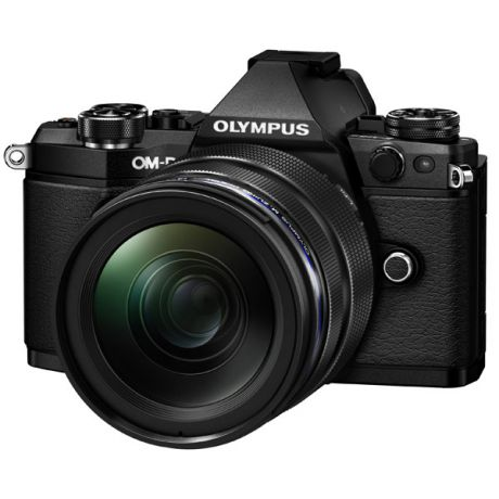 Olympus OM-D E-M5 Mark II 12-40 Kit Black