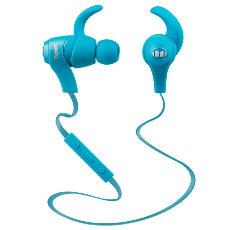 Monster iSport In-Ear Blue (128659-00)