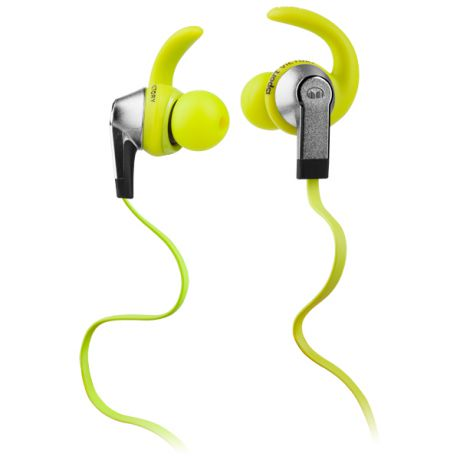 Monster iSport Victory In-Ear Green (137026-00)