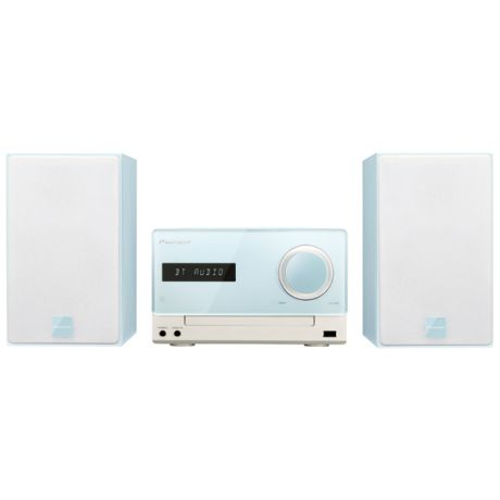 Pioneer X-CM35-L Light Blue