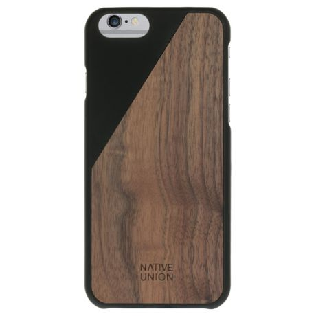 Native Union CLIC Wooden (CLIC-BLK-WD-6P)