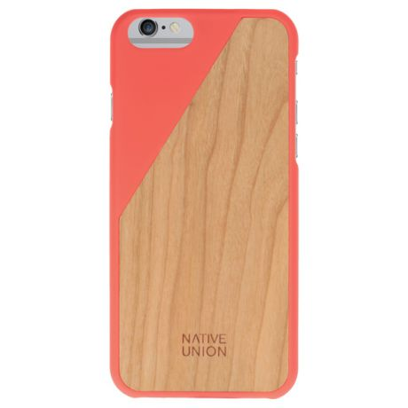 Native Union CLIC Wooden (CLIC-COR-WD-6P)