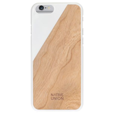 Native Union CLIC Wooden (CLIC-WHT-WD-6-V2)