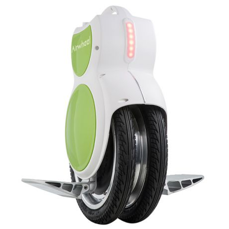 Airwheel Q6 170 WH White/Green (AW Q6-170WH-WHITE-GREEN)