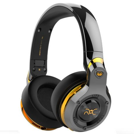 Monster ROC Sport Over-Ear Black Platinum (137045-00)