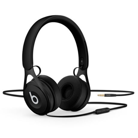 Beats EP On-Ear Headphones Black (ML992ZE/A)