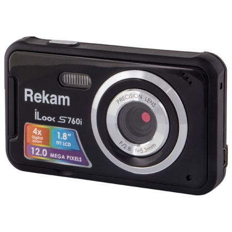 Rekam iLook S760i Black