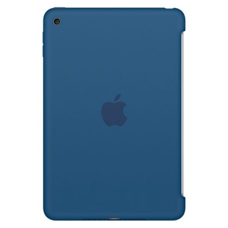 Apple iPad mini 4 Silicone Case Ocean Blue (MN2N2ZM/A)