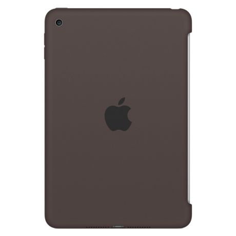 Apple iPad mini 4 Silicone Case Cocoa (MNNE2ZM/A)