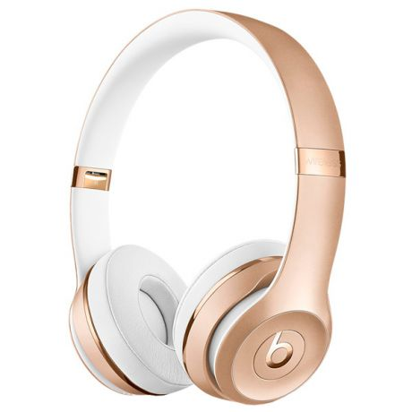 Beats Beats Solo3 Wireless On-Ear Gold (MNER2ZE/A)