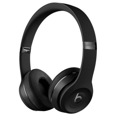 Beats Beats Solo3 Wireless On-Ear Black (MP582ZE/A)