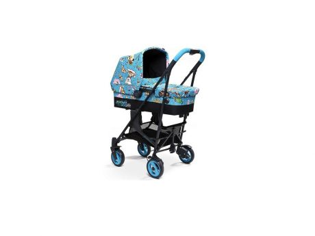 Люлька Cybex Callisto (multicolour by Jeremy Scott)