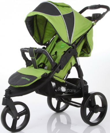 Прогулочная коляска Baby Care Jogger Cruze (green)
