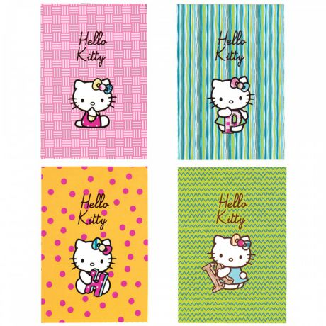 Блокнот Action! Hello Kitty a6 40 листов hko-apc-6/40 в ассортименте