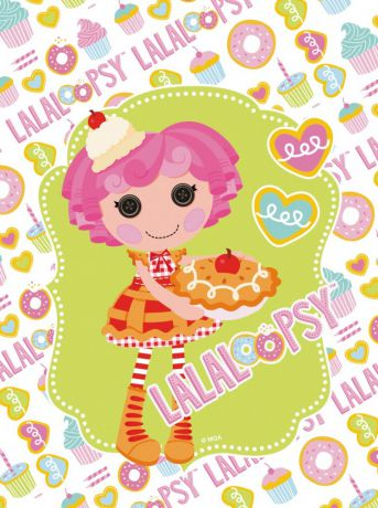 Блокнот Action! Lalaloopsy a7 40 листов ll-anu-7/40 в ассортименте