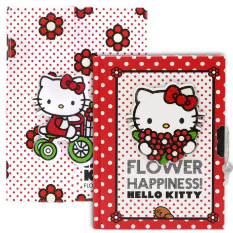 Блокнот Action! Hello Kitty a5 80 листов hko-fn64/4114