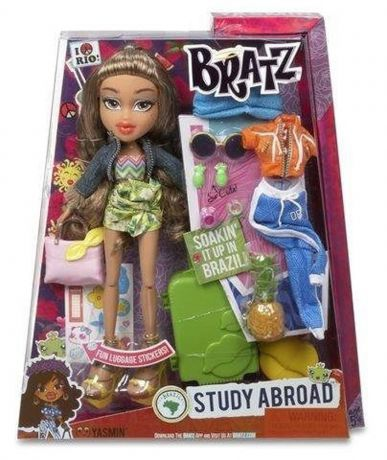 Кукла Mga Entertainment Bratz шарнирная 25 см 0035051538202