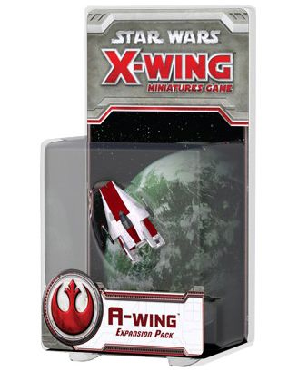 Hobby World Star Wars X-Wing A-WING