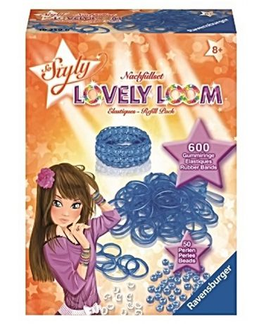 Ravensburger Lovely Loom голубой