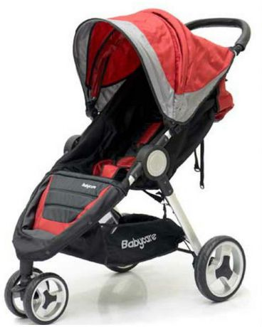 Baby Care прогулочная Variant 3 red