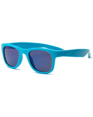 Real Kids Shades для детей 7-12 лет Surf Neon Blue