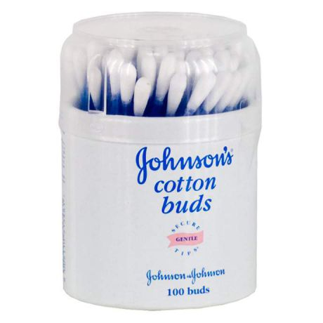 Johnsons Baby 100 шт. Джонсонс Бэби (Johnsons Baby)