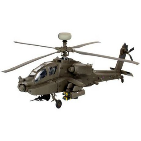 Revell Apache AH-64 D Brit. Army/US Army update