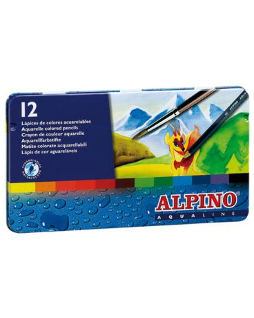 Alpino AQUALINE 12 цветов Alpino (Альпино)