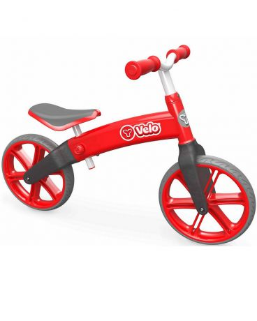 Y-bike Y-volution Y-velo Balance bike red