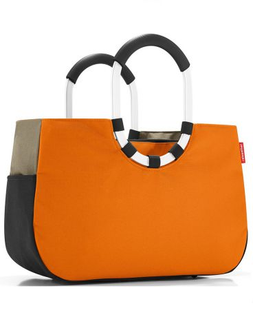 FineDesign Loopshopper M patchwork pumpkin