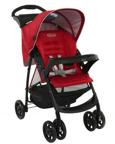 Graco прогулочная Mirage Plus chilli