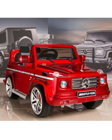 R-Toys Mercedes-Benz DMD-G55 AMG New Version red