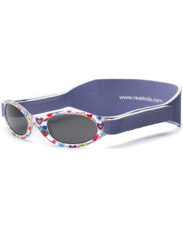 Real Kids Shades для новорожденных My First Shades Purple Hearts