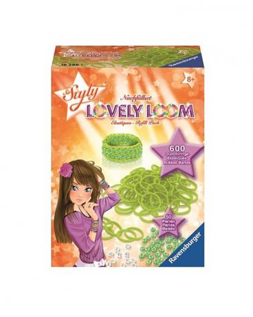 Ravensburger Lovely Loom зеленый
