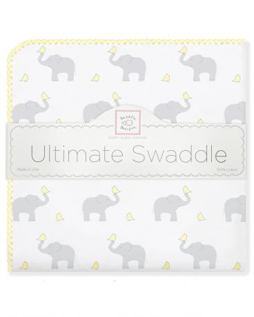 SwaddleDesigns PY Elephants/Chicks