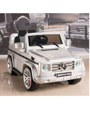 R-Toys Mercedes-Benz DMD-G55 AMG New Version silver