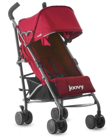 Joovy трость Groove Ultralight красная